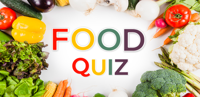 Food Quiz | Quizzes by Peaksel